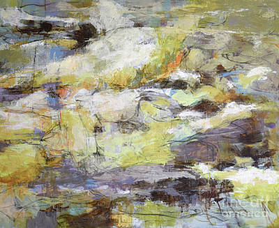 Painting - Unknown Territory by Melody Cleary