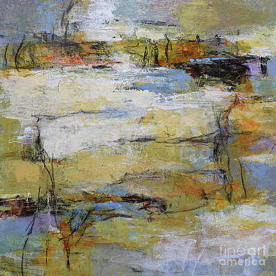 Painting - Unknown Territory No. 2 by Melody Cleary