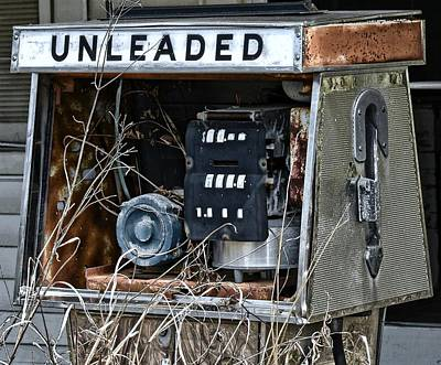 Photograph - Unleaded by Victor Montgomery
