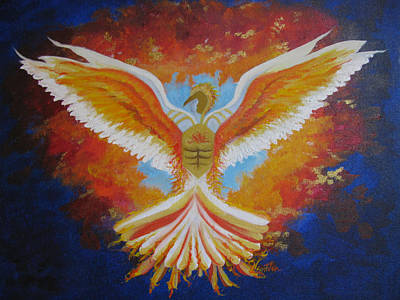 Unleashing The Holy Spirit Original by Collette Bortolin
