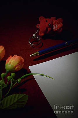Photograph - Unrevealed Love by Kiran Joshi