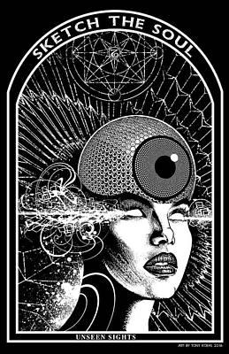 Mixed Media - Unseen Sights by Tony Koehl
