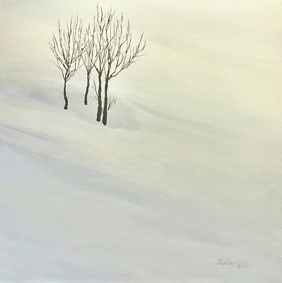 Painting - Unspoiled by Alan Lakin