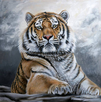 Painting - Untamed by Sandi Baker