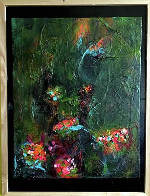 Joan Raspo Wall Art - Painting - Untangled by Joan Raspo