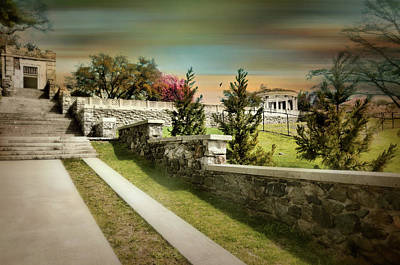 Photograph - Untermyer View by Diana Angstadt