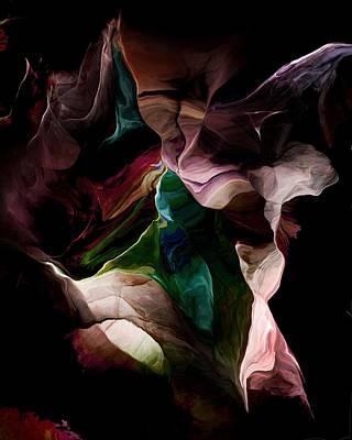 Digital Art - Untitled 040517 by David Lane