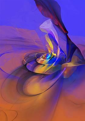 Digital Art - Untitled 042015 by David Lane
