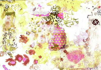Painting - Untitled 046 by Gloria Von Sperling