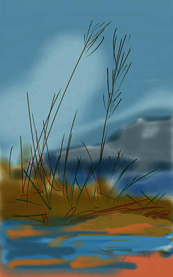 Digital Art - untitled 1 Nature by Denny Casto
