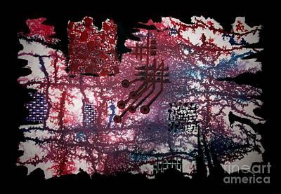 Untitled-105 Art Print