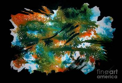 Untitled-106 Art Print