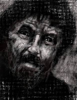Digital Art - Untitled - 10feb2017 by Jim Vance