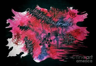 Untitled-110 Art Print