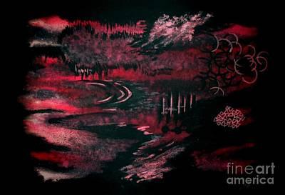 Untitled-140 Art Print