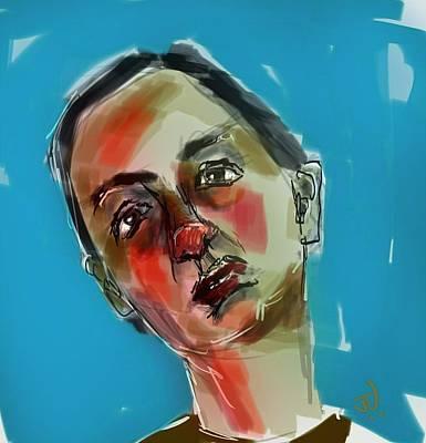 Digital Art - Untitled 17jan2017 by Jim Vance