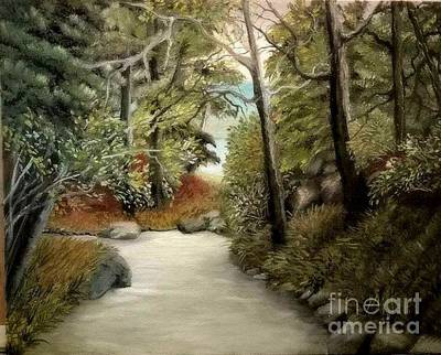 Painting - Untitled 1a by Peggy Miller