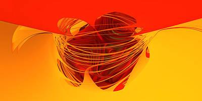 Recondite Digital Art - Untitled #22a by GT Graeff
