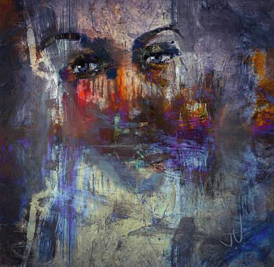 Digital Art - Untitled - 22july2017 by Jim Vance