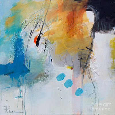 Expresion Painting - Untitled-26 by Ira Ivanova