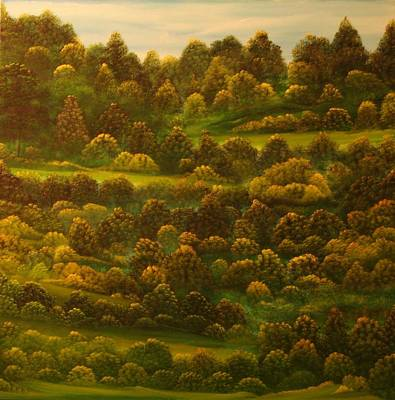 Untitled 33 Art Print by David Snider