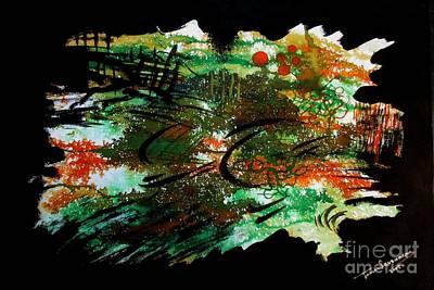 Untitled-54 Art Print