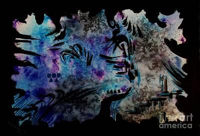 Untitled-62 Art Print
