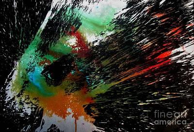 Untitled-63 Art Print