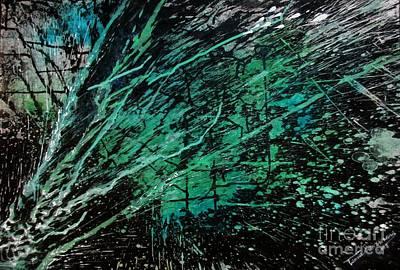 Untitled-65 Art Print