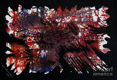 Untitled-66 Art Print