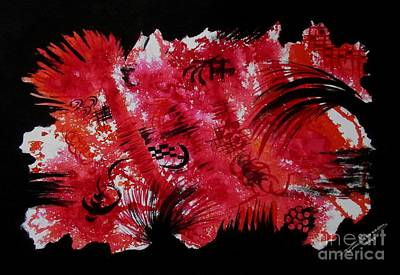 Untitled-67 Art Print