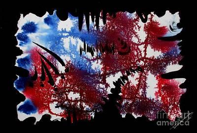 Untitled-72 Art Print