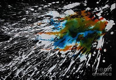 Untitled-73 Art Print