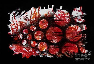 Untitled-75 Art Print