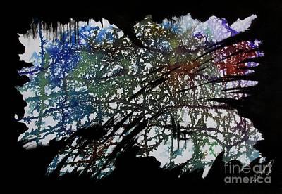 Untitled-77 Art Print