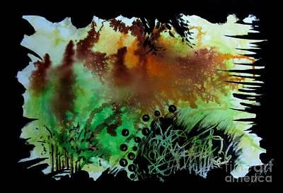 Untitled-95 Art Print