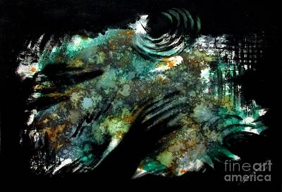 Untitled-97 Art Print