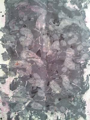 Basic Mixed Media - Untitled Abstraction 3 by William Douglas