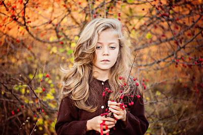 Child Photograph - Untitled by Elitza Guntcheva