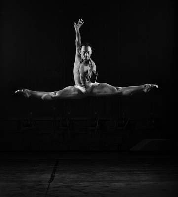 Ballet Photograph - Untitled by Michael Groenewald