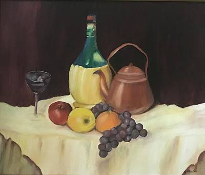 Painting - Untitled  by Mildred Pitchford
