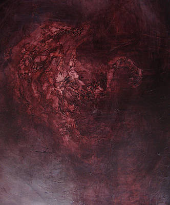 Carcass Painting - Untitled by Nathan Bishop