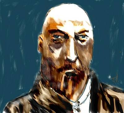 Painting - Ivan by Jim Vance
