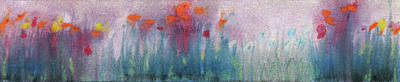 Painting - April Showers by R Kyllo