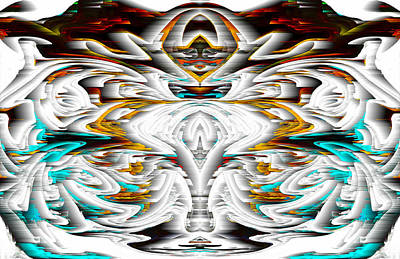 Digital Art - Untitled Series 992.042212 by Kris Haas