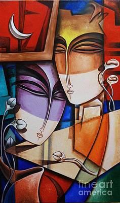 Untitled Art Print by Shanju Azhikode