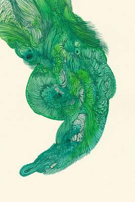 Untitled - #ss14dw040 Art Print by Satomi Sugimoto