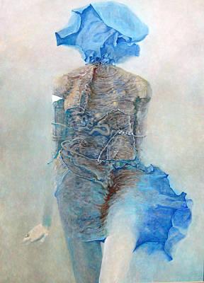 Painting - Untitled Te by Zdzislaw Beksinski