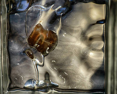 Photograph - Untitled Wine Glass..... by Paul Vitko