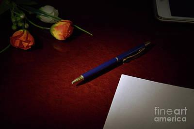 Photograph - Untold Story by Kiran Joshi